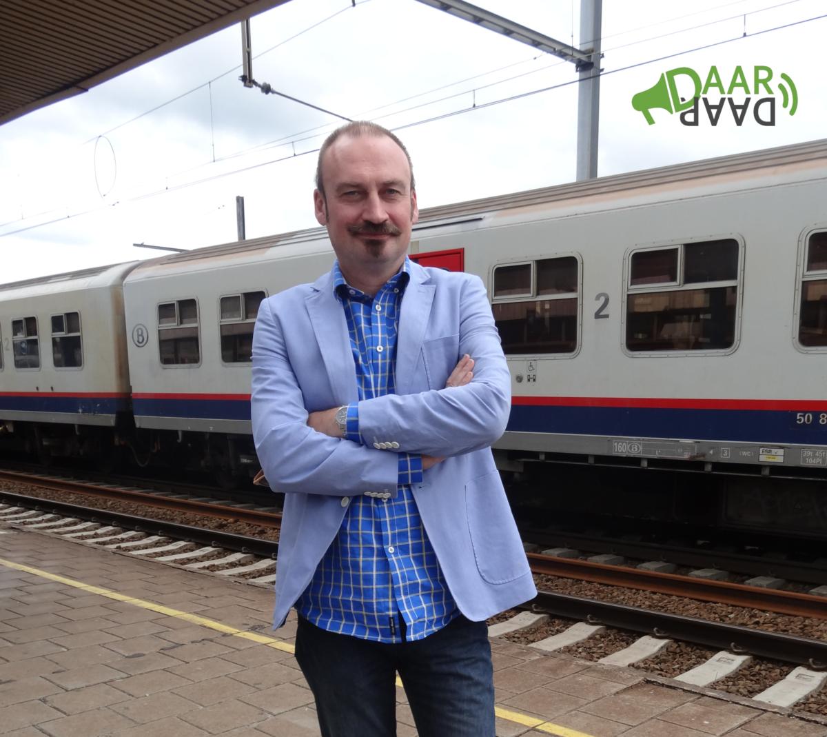 Bert Kruismans : « On a besoin de jumelages entre villes belges ! »
