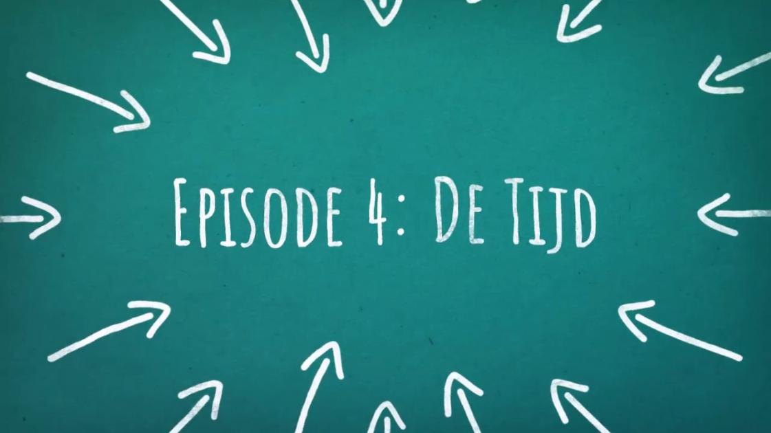 De Tijd expliqué par DaarDaar