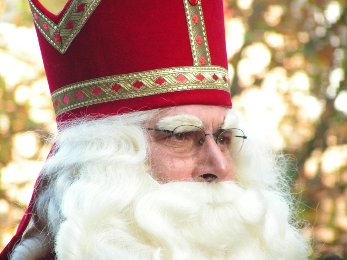 Le message « politique » de Saint Nicolas à Anvers