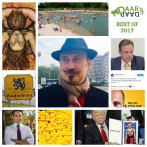 Best of 2017 DaarDaar - les articles les plus lus