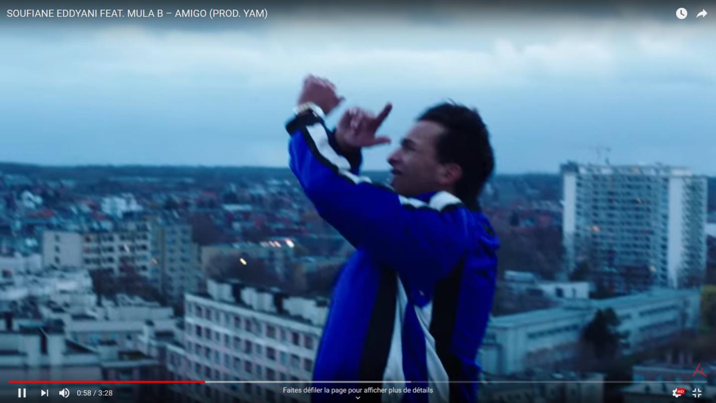 Un rappeur fait un tollé en Flandre en prenant la défense de son ami proxénète de mineures