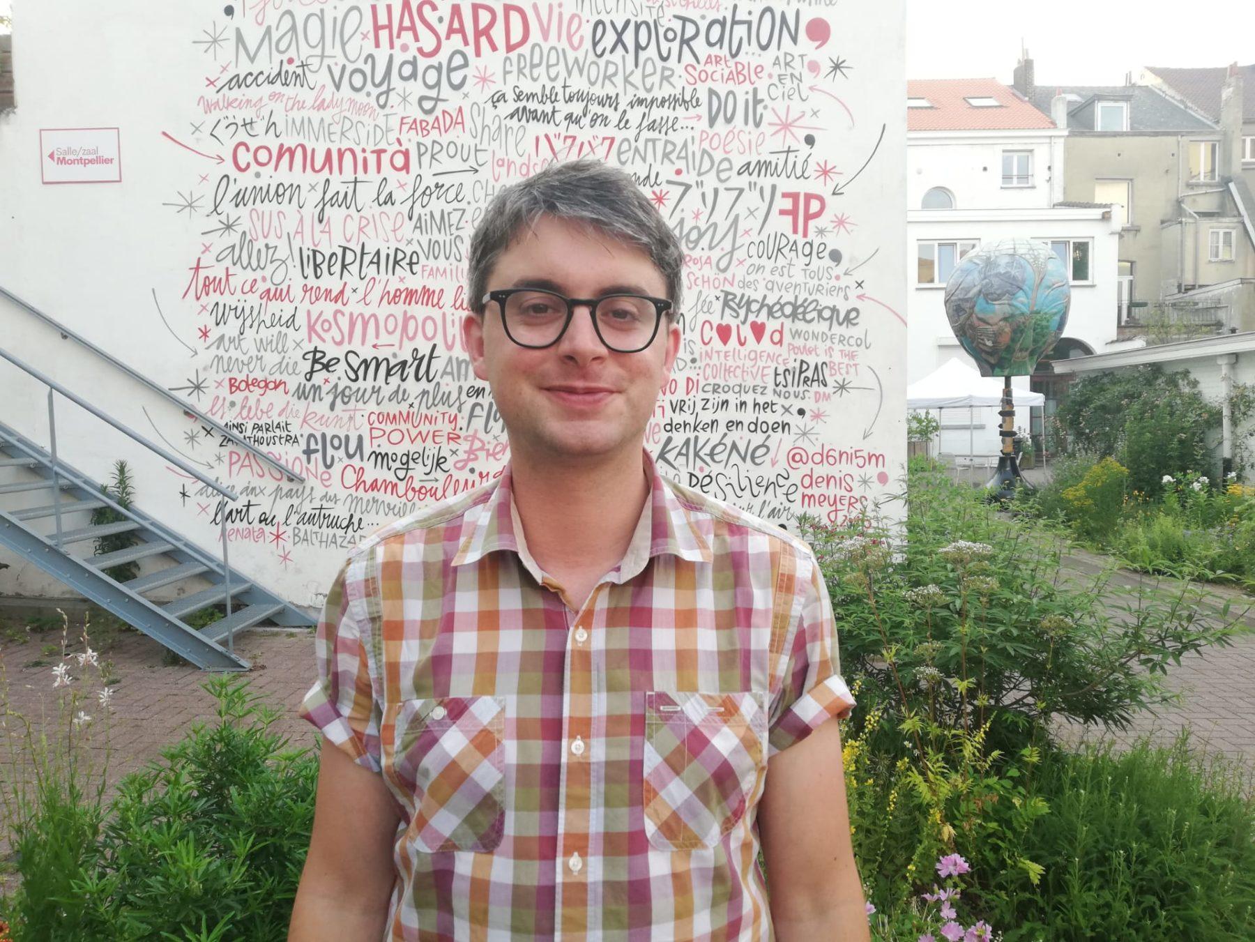 Qui est DaarDaar? David: «La Flandre est le grenier culturel de la Belgique»