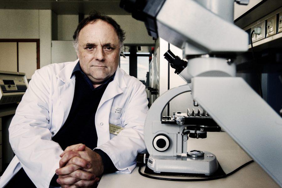 Qui est-ce? Marc Van Ranst, le virologue virulent anti-N-VA - DaarDaar